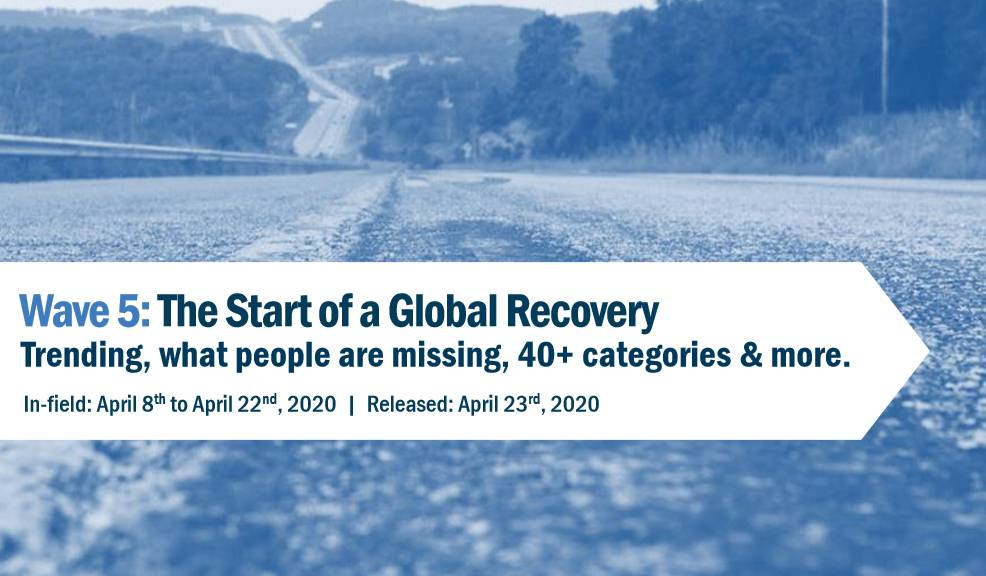COVID-19 Wave 5: Start of Global Recovery